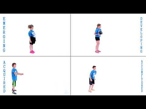 Assessing the Fundamental Movement Skill of Catching