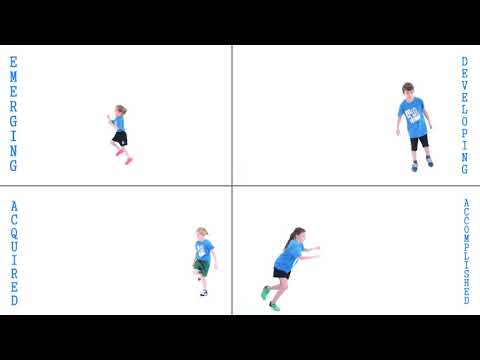 Assessing the Fundamental Movement Skill of Hopping